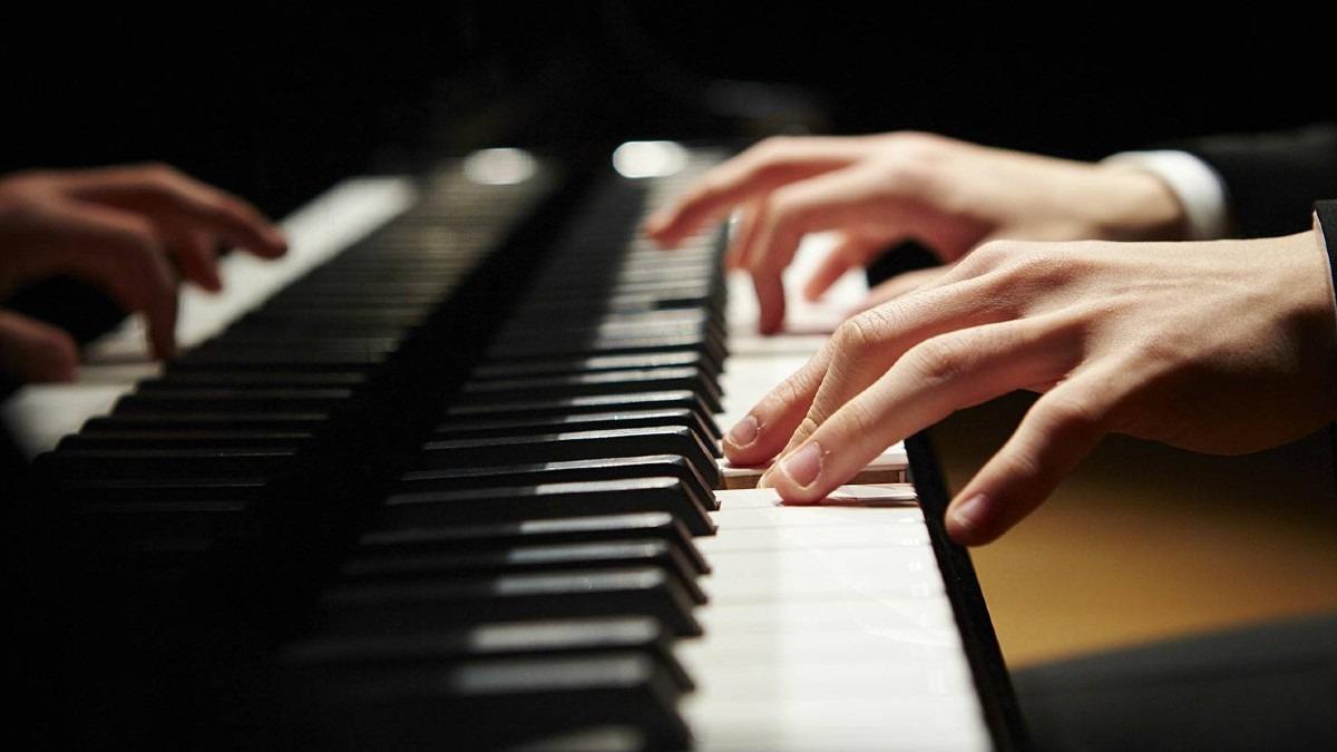 盲目のピアニスト